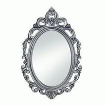 Silver Royal Crown Wall Mirror  - $37.99