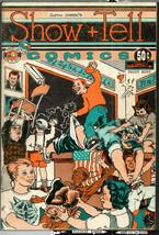 Show & Tell Comics, Print Mint 1973, Justin Green, Vintage Underground C... - $14.25
