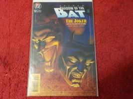 Batman: Shadow of the Bat  #37; 1995  (MB) - $3.99