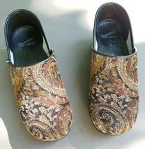 Dansko  Pro Velvet Sparkly Clogs Shoes EU 37 US 6.5-7 - $46.08