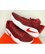 NIB SIZE 11.5 MEN Nike Hyperdunk 2016 Low Basketball Shoes Team Red Whit... - $89.09