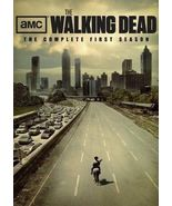 The Walking Dead: The Complete First Season (DVD, 2011, 2-Disc Set) - $300,95 MXN