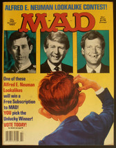 Mad Magazine #322 October 1993 - $8.00