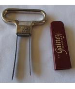 Franmara The Gainey Vineyard Twin Prong Metal Corkpuller Plastic Handle ... - $11.99