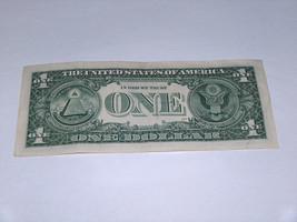 2013 $1 Dollar Bill US Bank Note Year Date Birthday 2414 1956 Fancy Money Serial image 2