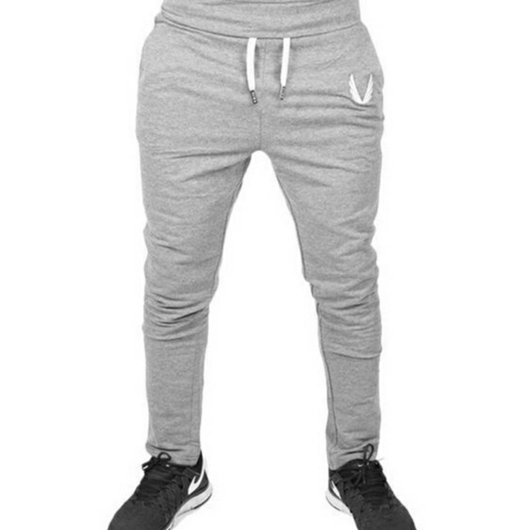 New Fashion Men's Sport Pants Sweater pants Harem Pants White for sale  USA