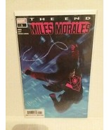 """MILES MORALES - SPIDER-MAN - """"THE END"""" #1 + VENOM - THE END #1 - FREE SH... - $18.70"""