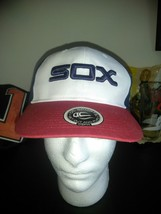 CHICAGO WHITE SOX MLB CAP HAT COOPERSTOWN COLLECTION  SNAPBACK NEVER WORN - $14.85