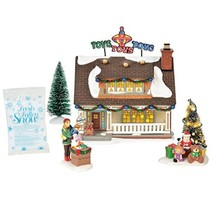Department56 Original Snow Village Department 56 The Toy House - $94.78