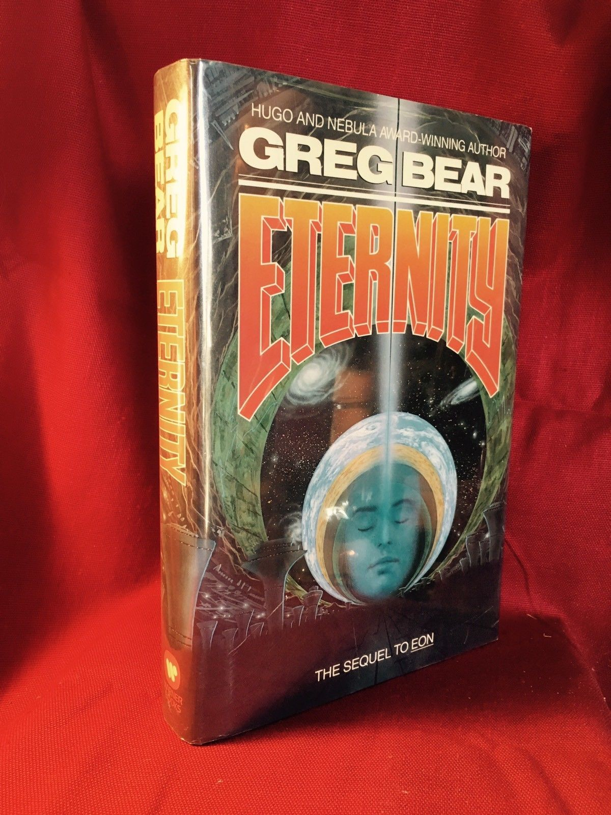 Eternity by Greg Bear