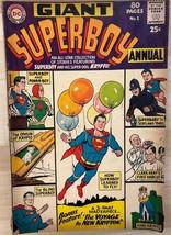 SUPERBOY ANNUAL #1 (1964) DC Comics VG+ - $29.69