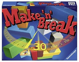 Ravensburger Make 'N' Break - Family Game - $77.19