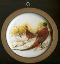 1984 Hallmark Keepsake Ornament - Ring-Necked Pheasant - 3rd in Wildlife... - $3.95