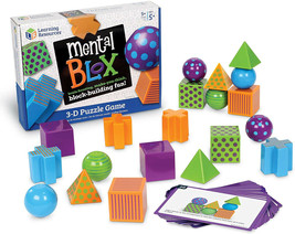 MENTAL BLOX Critical Thinking Brain Game Perfect Birthday Gift Stocking ... - $30.69