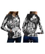 The Misfits 3D Print Hoodies Zipper Hot Sale Long Sleeve  Hoodie Sweatshirt - $49.80+