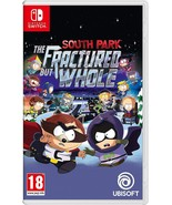 South Park: The Fractured But Whole Nintentdo Switch video game - $20.00