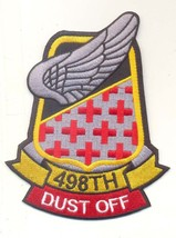 US Army 498th Medical Company Air Ambulance Vietnam Dustoff Patch - $11.83