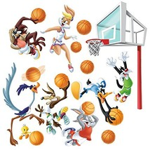 Looney Tunes Large Basketball Wall Decal Set - $117.21