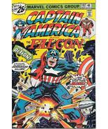 Captain America Comic Book #197, Marvel Comics 1976 VERY FINE/NEAR MINT - $14.98