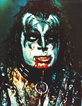 KISS Band Gene Simmons ALIVE II Era Poster Stand-Up Display - Rock Music... - $15.99