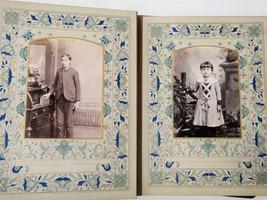 antique PHOTOGRAPH ALBUM wilmington de BROWN WINKLER FLETCHER family likely - $295.00
