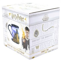 Enesco Harry Potter Wizarding World Hogwarts Castle Molded Stoneware Mug image 2