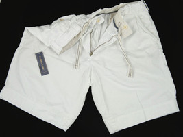 NEW! NWT! Polo Ralph Lauren Weathered Distressed Shorts! 38  Heavier Weight  WH - $49.99