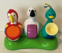 Evenflo Triple Fun Jungle Exersaucer Triple Bird Band Replacement Toy Part  - $14.99