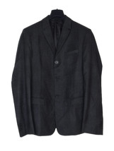 Emporio Armani grey wool jacket - $131.26