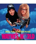 Wayne's World: Music From The Motion Picture Cd - $10.25