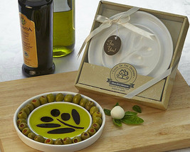 Taste of the Orchard Oil-Vinegar Dipping and Appetizer Plate Gifts - $8.38+