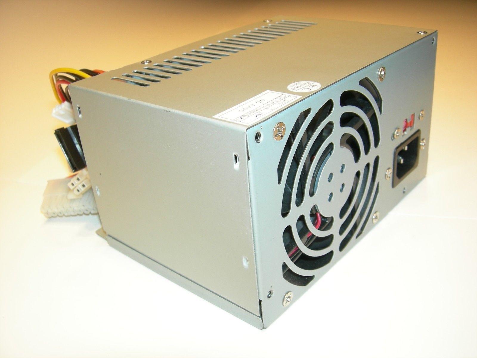 New PC Power Supply Upgrade for PowerMan FSP235-60GTW Desktop Computer