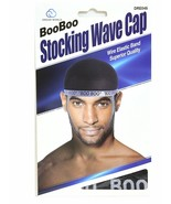 Dream Boo Boo Stocking Wave Cap Wire Elastic Band Stretch Du Rag Men Doo... - $5.89+