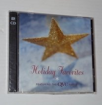 Holiday Favorites featuring the QVC Family [Audio CD] Various Artist
