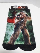 Planet Sox Disney Star Wars Chewbacca and Dart Varder socks boys 6-8 Pol... - $8.70