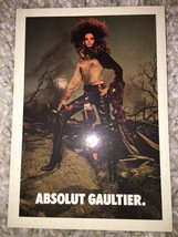 Absolut Gaultier No. 208 NEW Valkyria - $3.99
