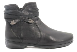 Abeo Ali Booties  Black Women's Size US 7.5 () 5521 - $90.00