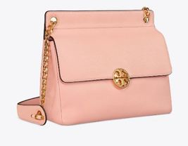 TORY BURCH Chelsea Flap Shoulder Bag 48730 with Free Gift & Free Shipping image 8