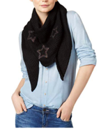 NEW MACY'S $42 MSRP Women's NWT Marcus Adler Starstruck Triangle Scarf B... - $17.64