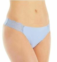 b.tempt'd Women's B.Bare Thong Panty GRAPE MIST SIZE XL - $12.35
