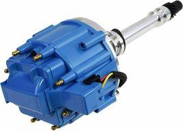 Mercruiser OMC Marine HEI Electronic Distributor 350 454 5.0 5.7 7.4 8.2 Blue image 3