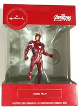 Hallmark Avengers Infinity War Iron Man Christmas Ornament 2019 Cake Topper - $14.95
