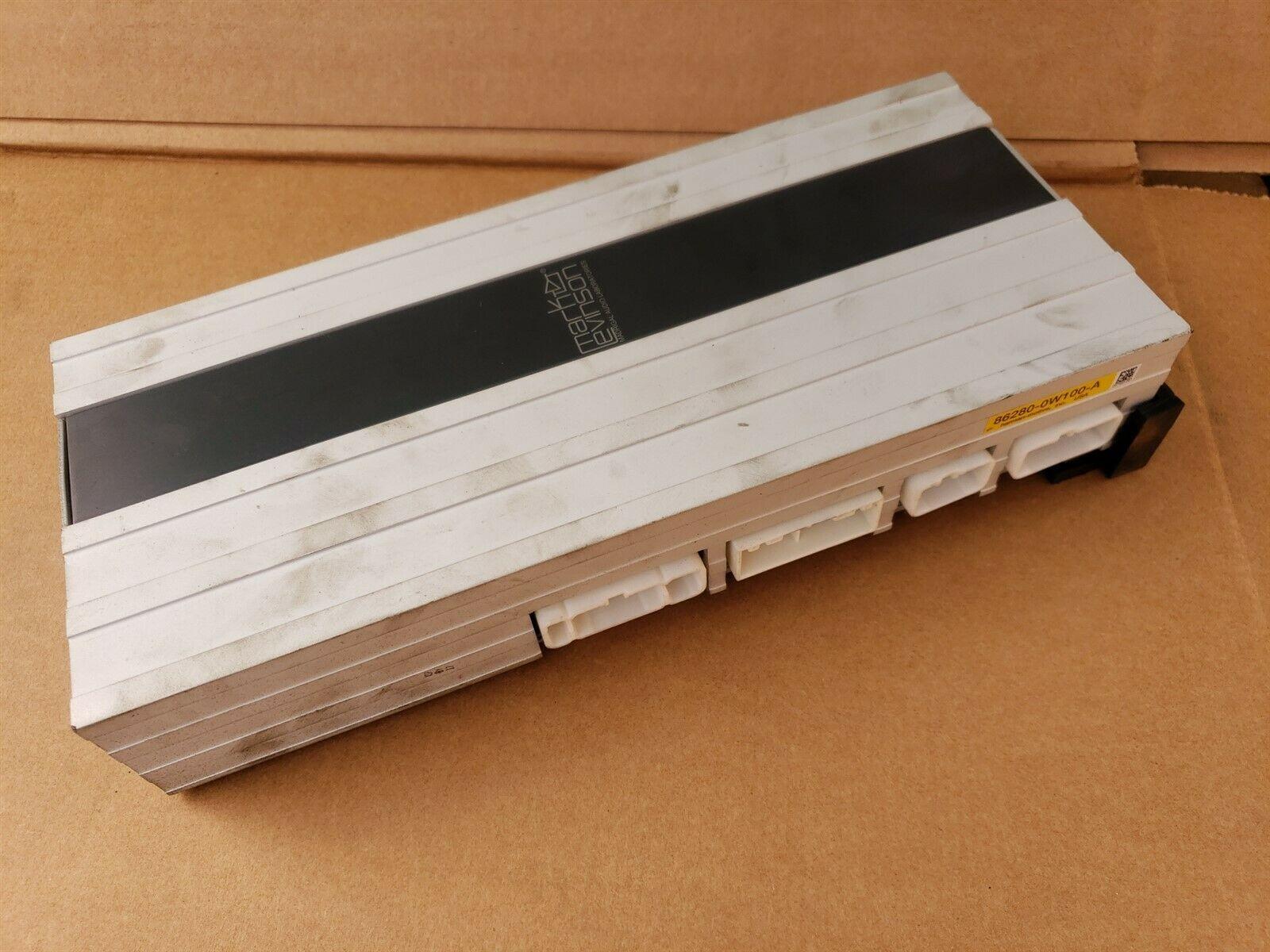 Lexus Mark Levinson Radio Stereo Audio Amp Amplifier 86280-0W100-A