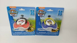 Nickelodeon Paw Patrol Pacifier & Cover - New - $6.99