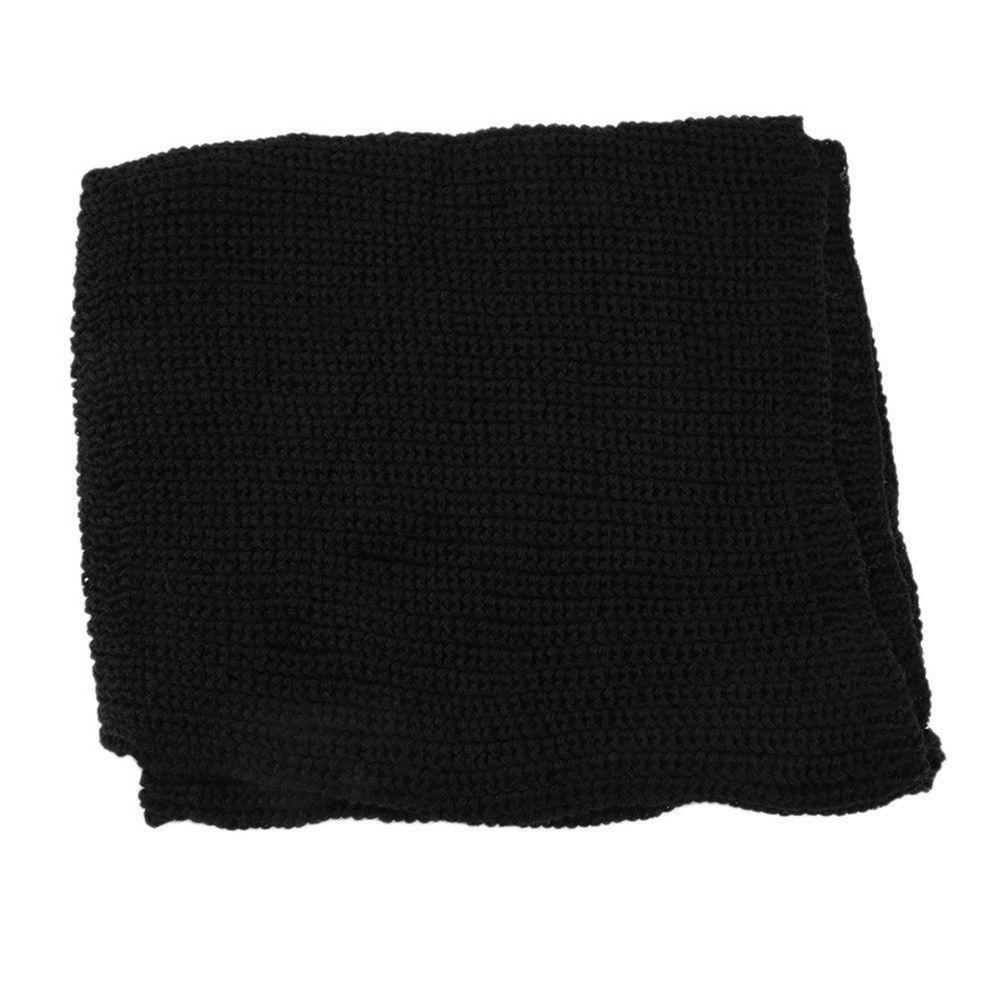 Women Winter Warm Circle Cable Knit Cowl Neck Long Scarf Shawl Precious BH