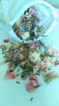 Love letters. Lavender dried flower custom sachet - $6.00