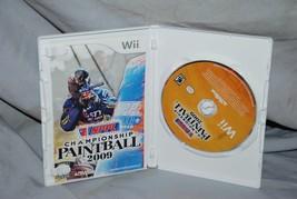 NPPL Championship Paintball 2009 (Nintendo Wii, 2008) - $9.00