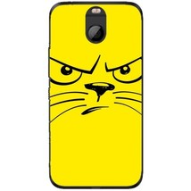 Angry Smiley Cat HTC 10  Phone Case - $15.99