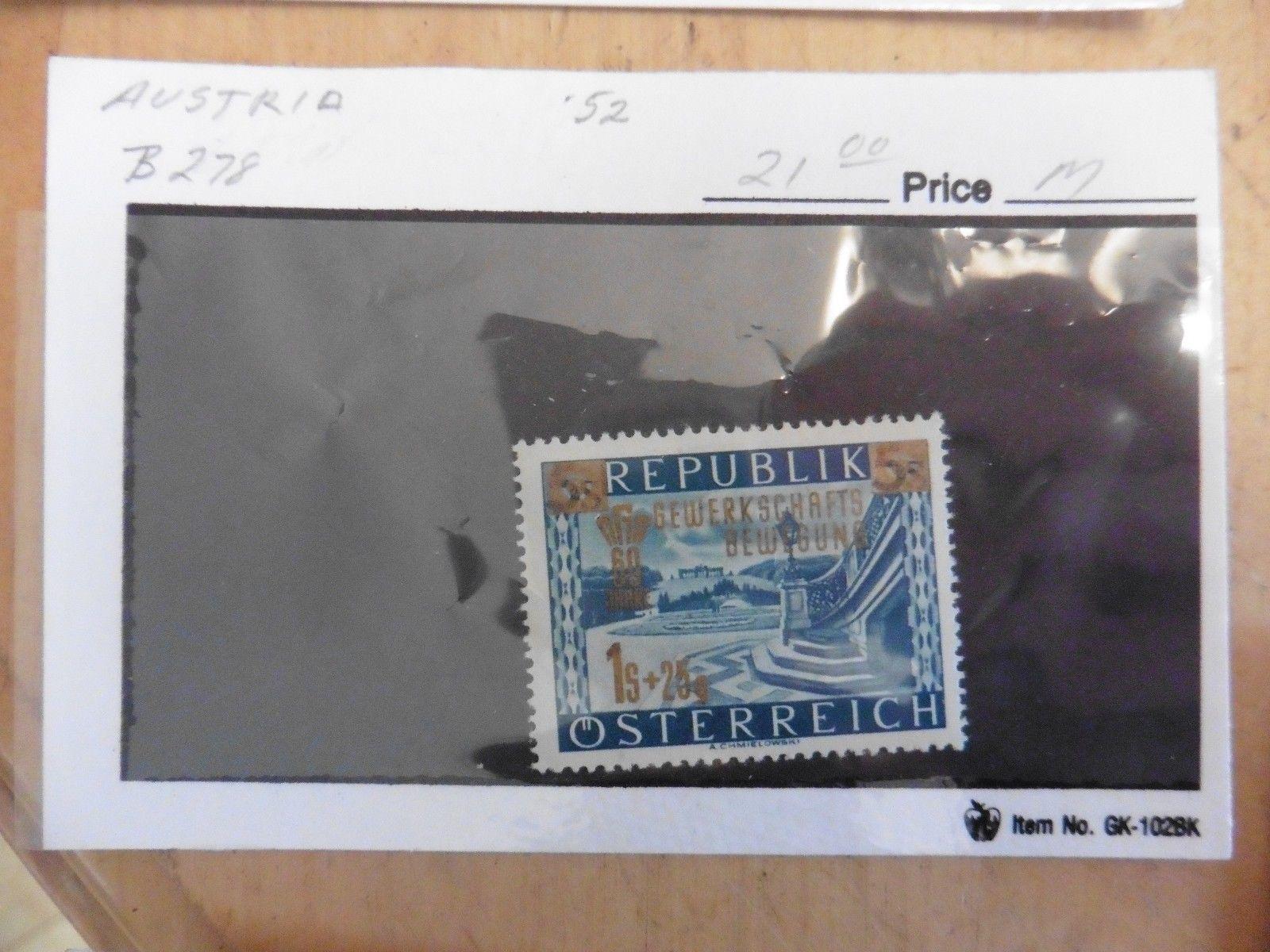 G12 LOT Austria Stamps 2s Klagenfurt 20 heller Post mark 1s+25g Gewerkschafts +