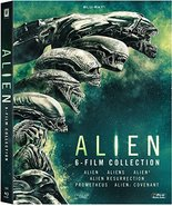 Alien 6-film Collection [Blu-ray] - $29.95
